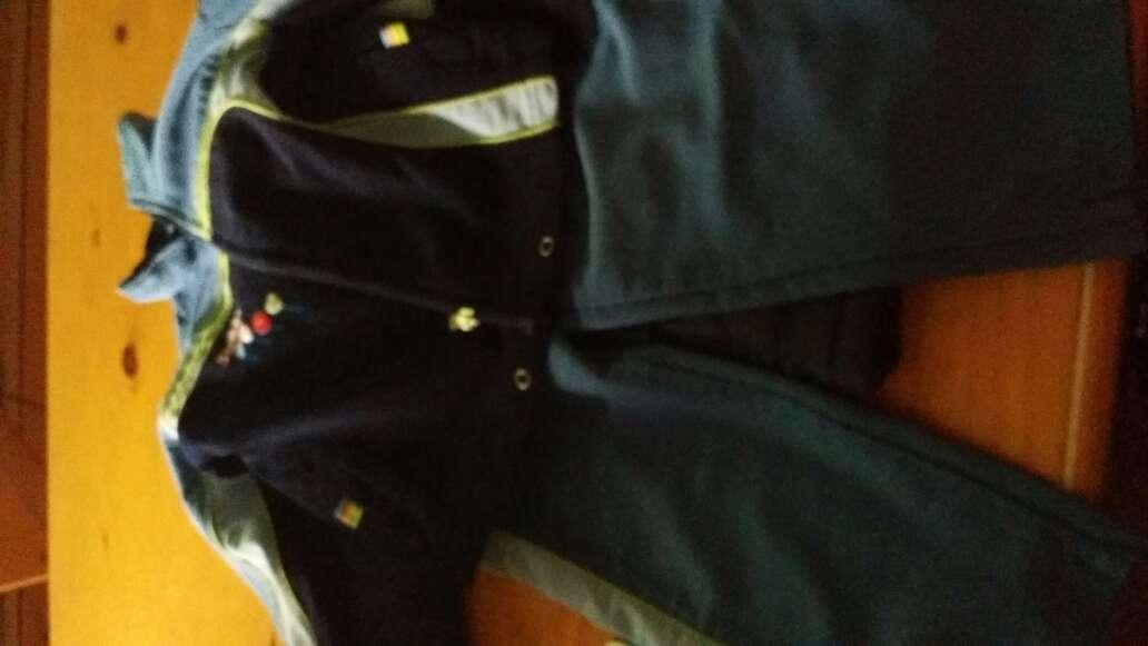 Imagen Chandal d niño y chaqueta talla4