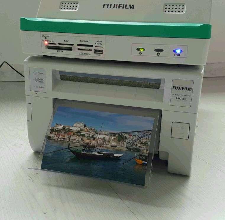 Imagen Kiosco Fuji Ask300
