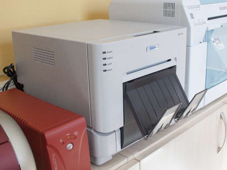 Imagen producto Impresora  DNP RX1 3