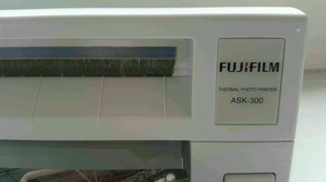 Imagen producto Impresora Fuji ASK 300 Foto Profesional  2