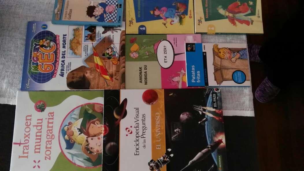 Imagen producto Libros en castellano y en euskera 5