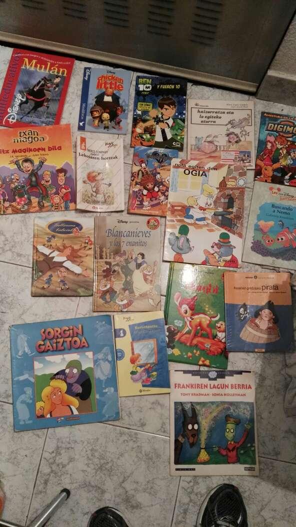 Imagen producto Libros en castellano y en euskera 7