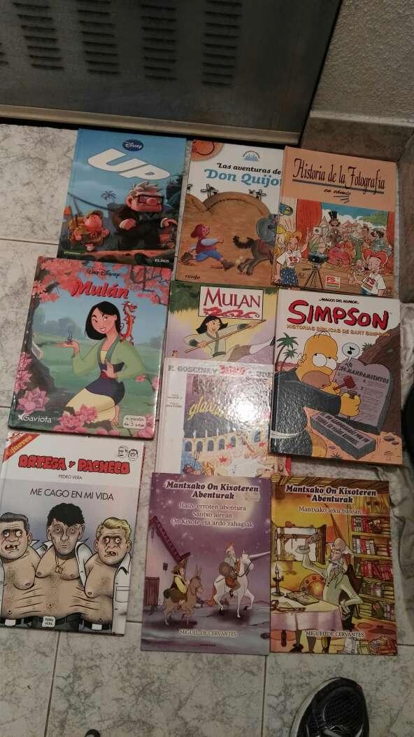 Imagen producto Libros en castellano y en euskera 6