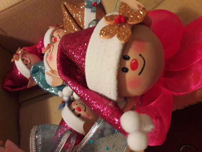 Imagen producto Elfos Navideños decoración  2