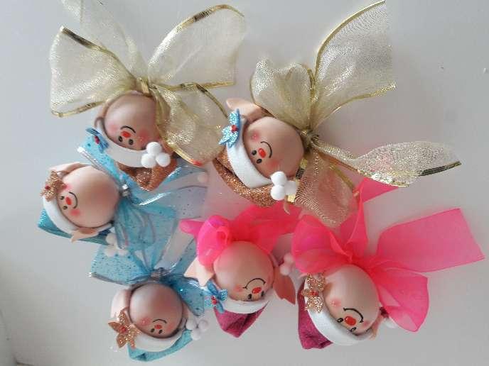 Imagen elfos Navideños decoración