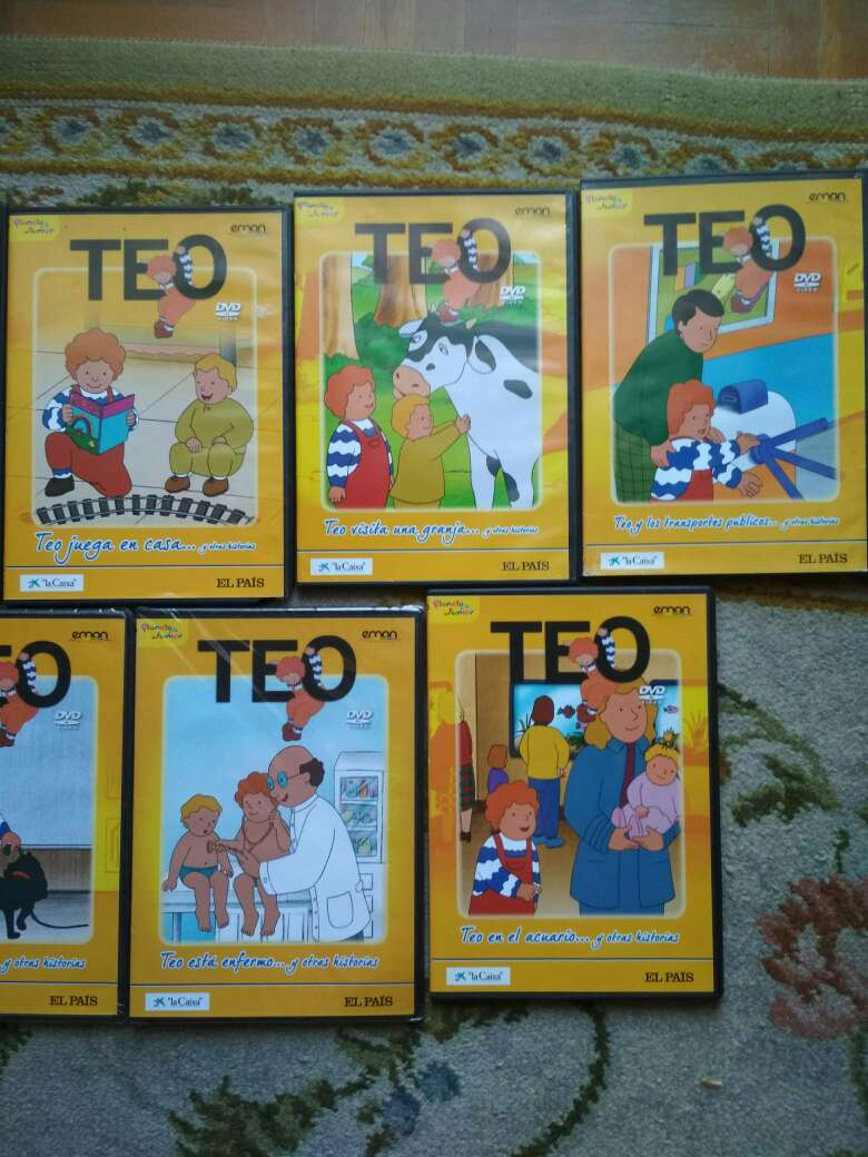 Imagen producto TEO, 9 DVDs 3