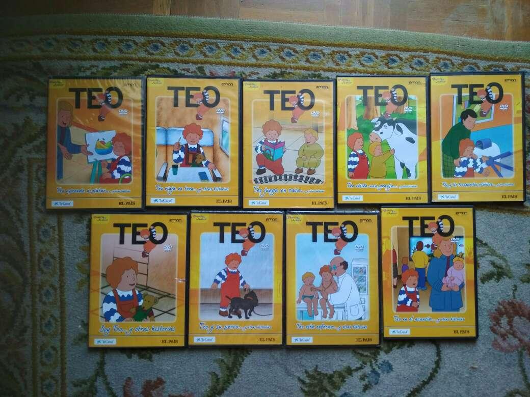 Imagen TEO, 9 DVDs