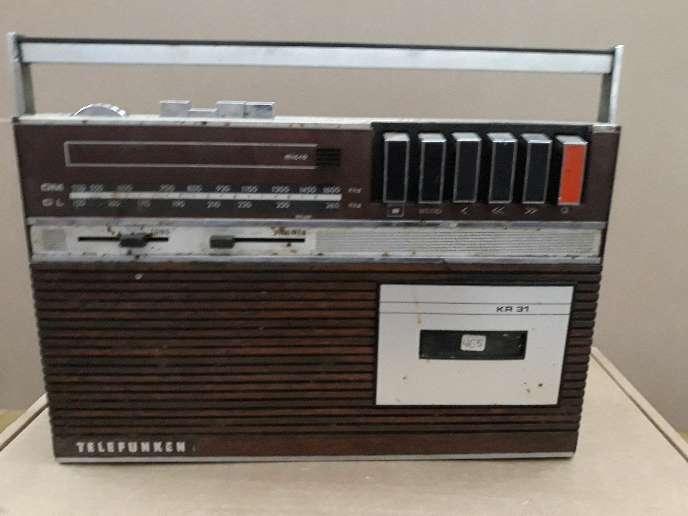 Imagen Radio-cassette Telefunken