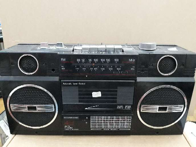 Imagen Radio-cassette International