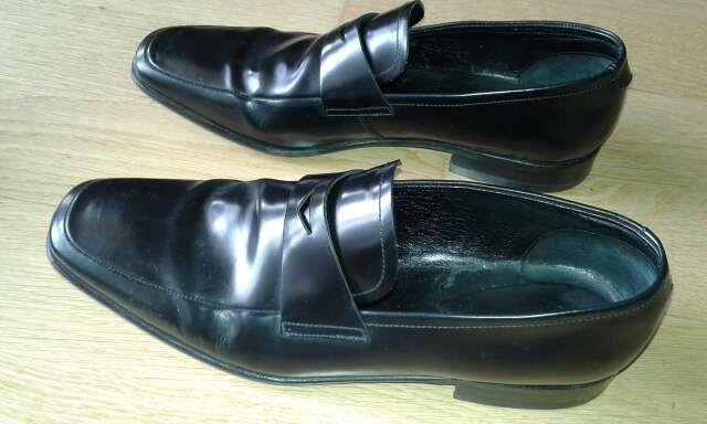 Imagen zapato para salir de color negro talla 43