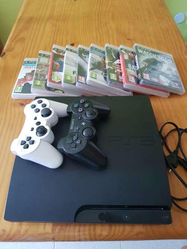 Imagen Se vende PS3 320GB en perfecto estado.