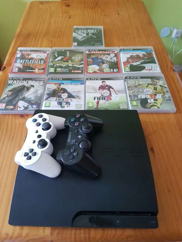 Imagen producto Se vende PS3 320GB en perfecto estado. 5