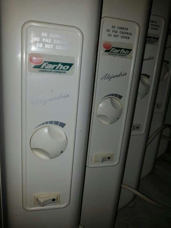 Imagen producto Vendo radiadores 2