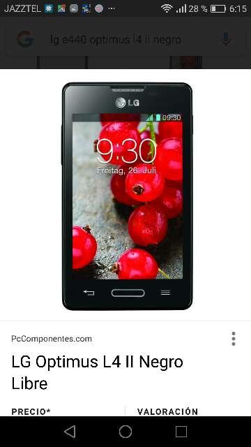 Imagen LG E 440 movil