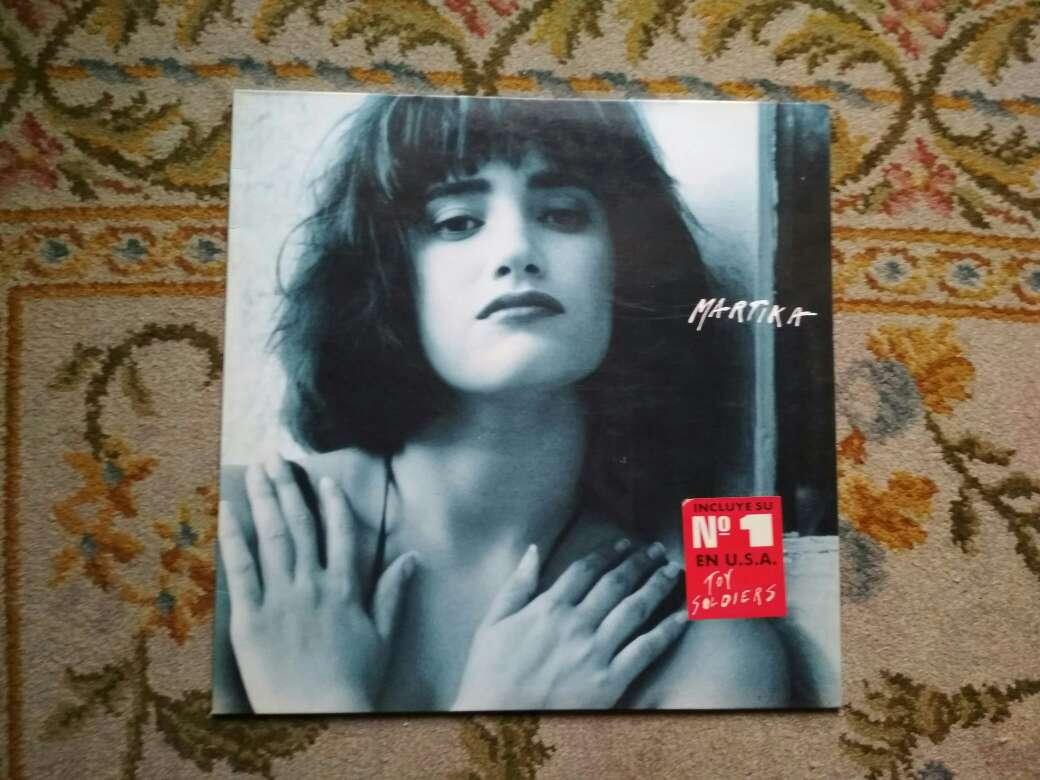 Imagen disco de vinilo Martika