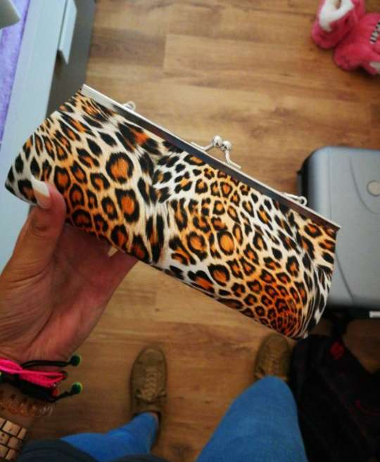 Imagen Bolso leopardo