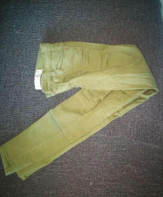 Imagen Pantalones verde y negro