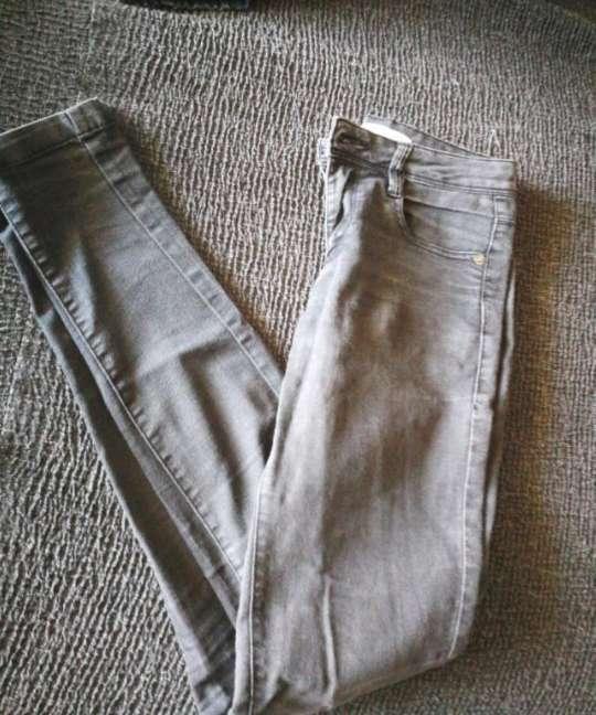 Imagen producto Pantalones verde y negro 4