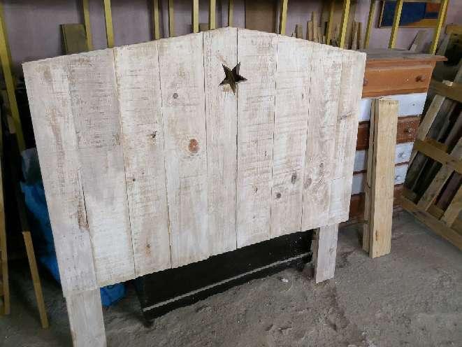 Imagen producto Todo tipo de muebles de palet madera y decoración  2