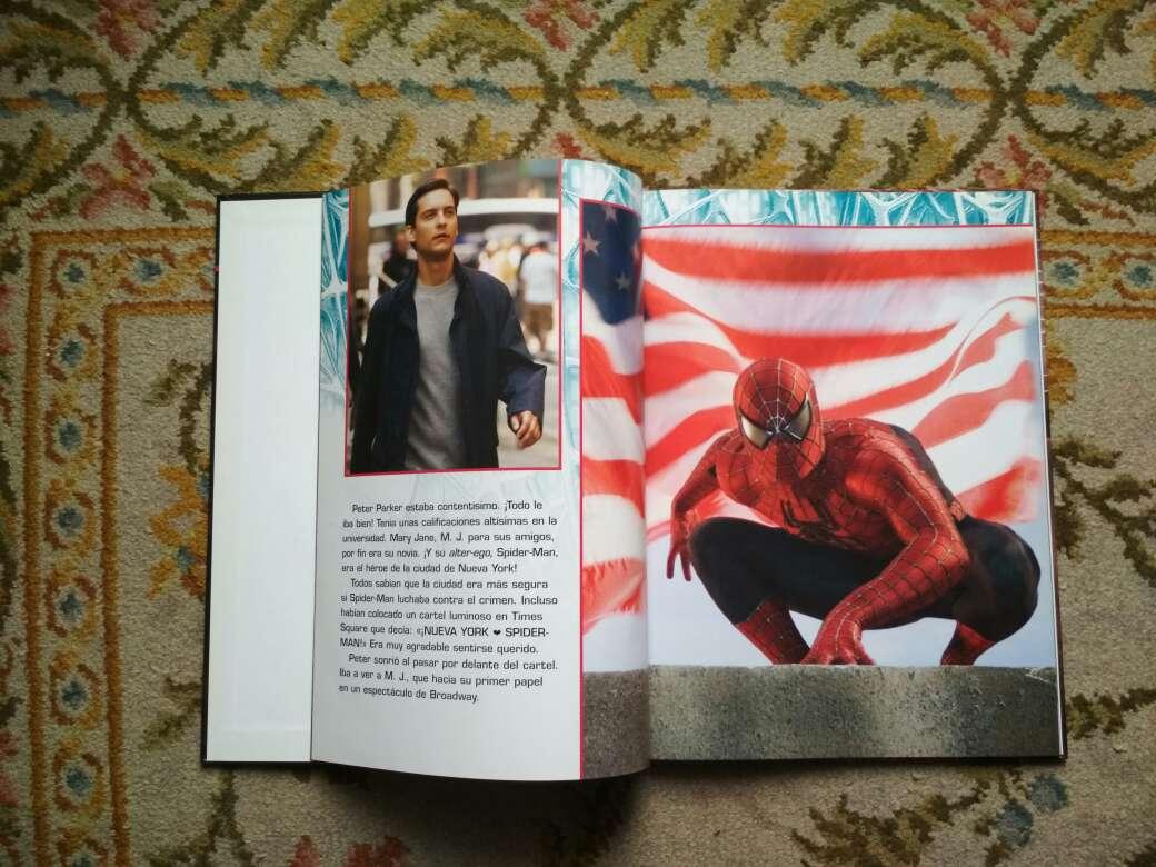 Imagen producto Libro Spiderman 3 álbum de la película  3