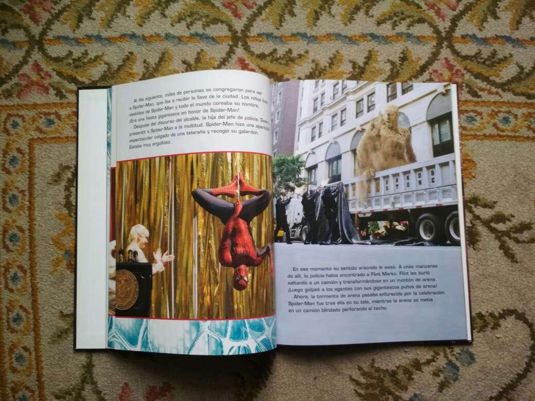 Imagen producto Libro Spiderman 3 álbum de la película  4