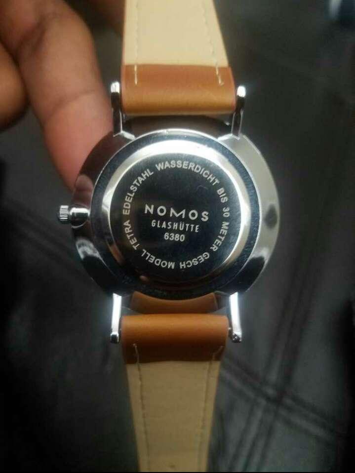 Imagen producto Nomos reloj watch  4