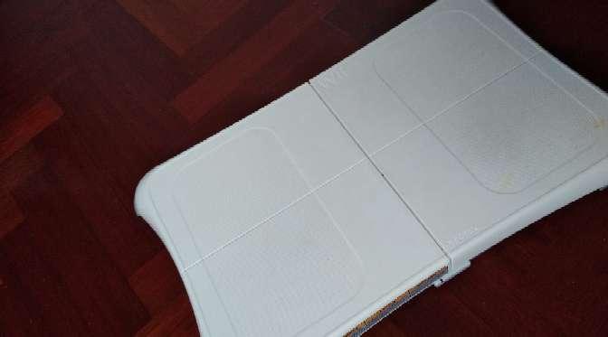 Imagen Tabla de equilibrio Wii