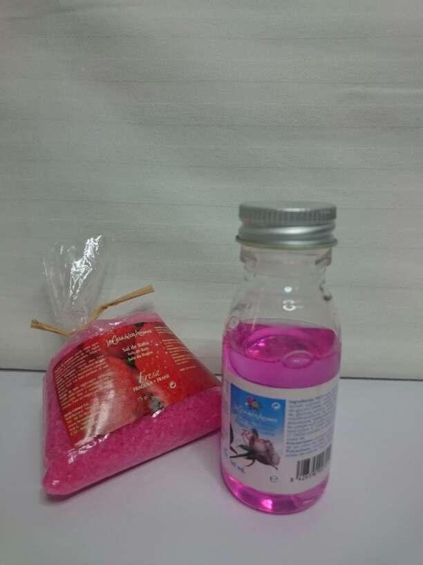 Imagen producto Sales de baño Y gel 3