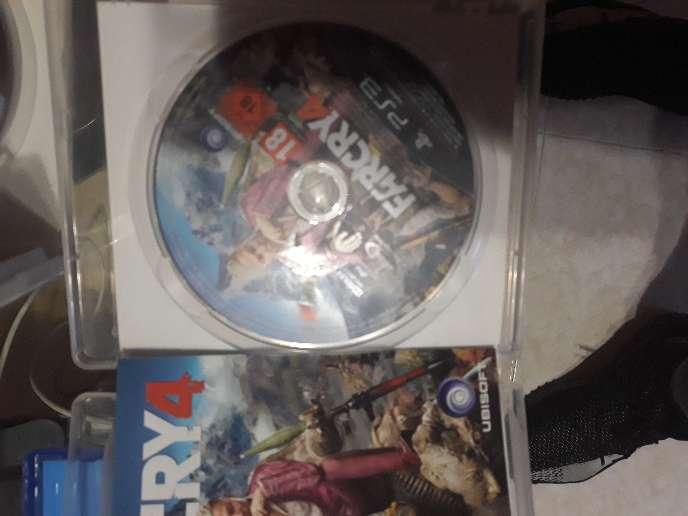 Imagen juegos ps4 y ps3