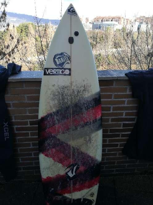 Imagen producto Tabla de surf y equipo 5