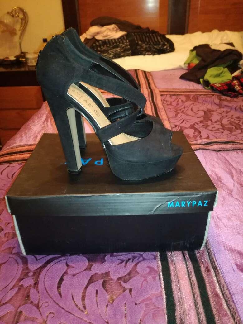Imagen producto Vendo zapatos botines vestidos  1