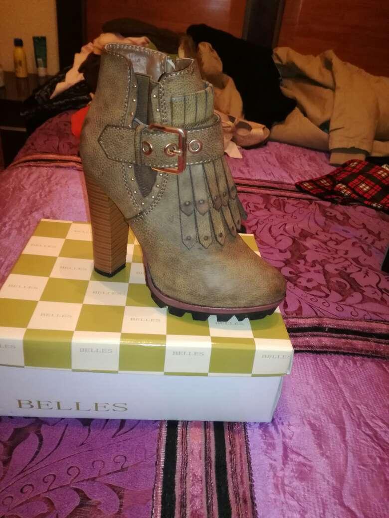 Imagen producto Vendo zapatos botines vestidos  2