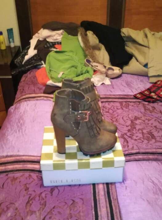 Imagen producto Vendo zapatos botines vestidos  3
