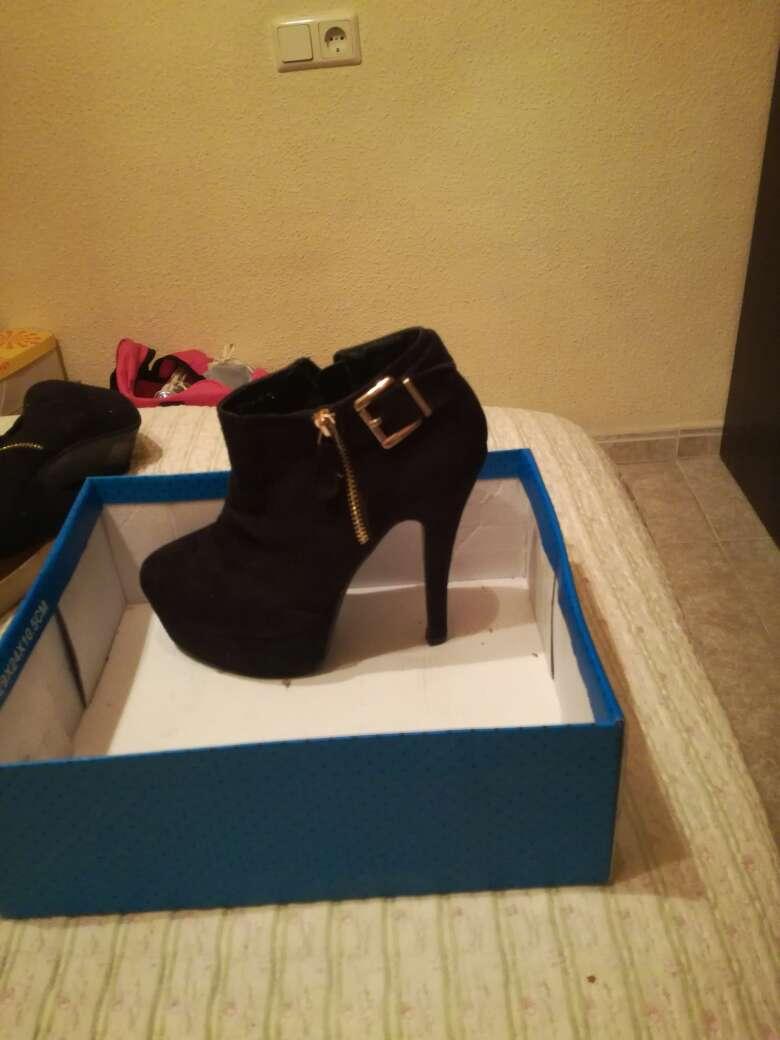 Imagen producto Vendo zapatos botines vestidos  4