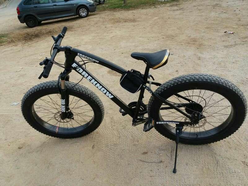 Imagen se vende fan biker