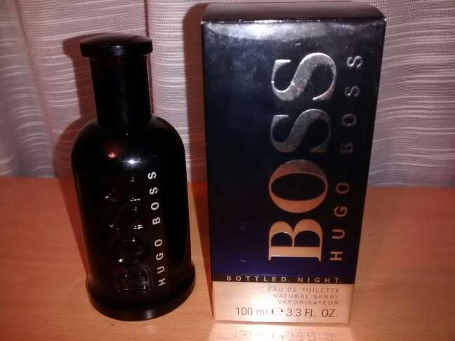 Imagen Hugo Boss Bottled Night 100ml
