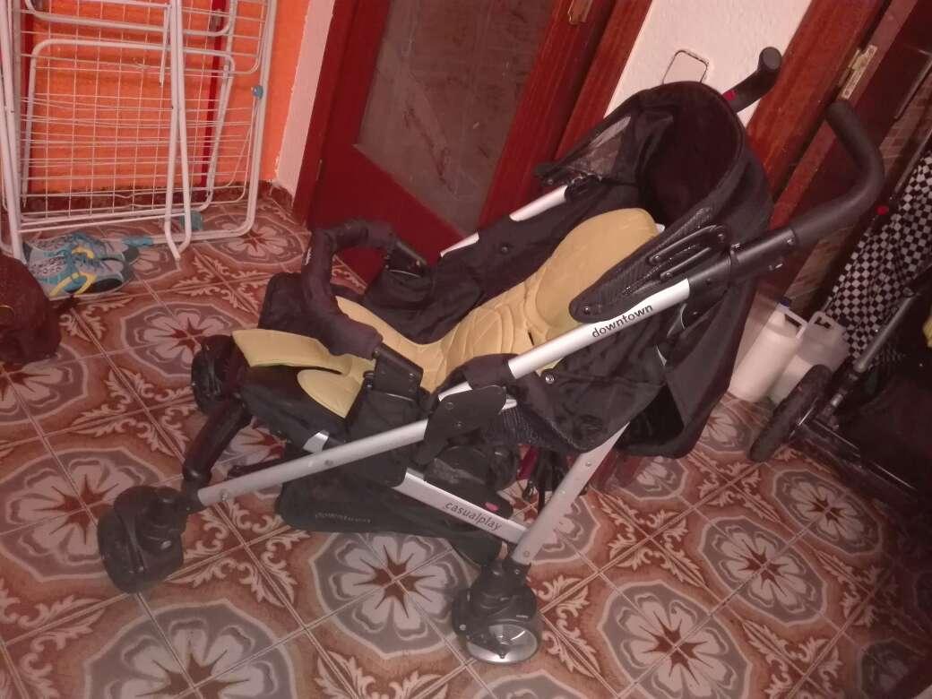 Imagen producto Carro completo maxsicosis y silleta de paseo 2