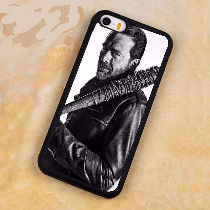 Imagen producto Carcasa para iPhone 5, 5s y iphone SE The Walking Dead/Negan 1