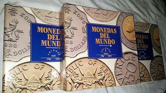 Imagen Colecion de monedas del mundo