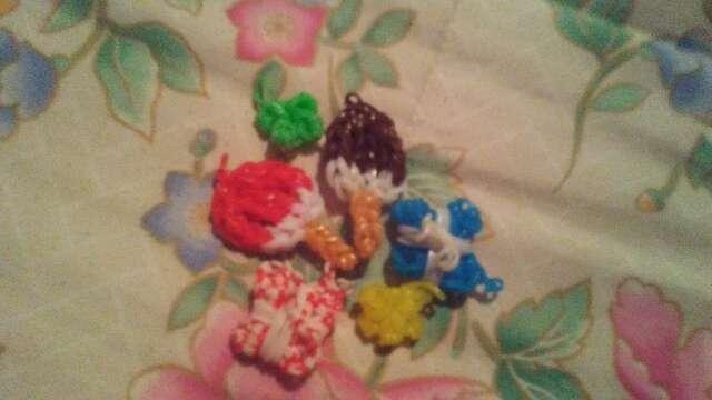 Imagen vendo figuras de gomitas