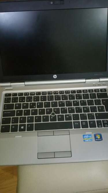 Imagen Portatil HP Elitebook 2570p Procesador Intel I7 8gb ram 250 gb SSD.