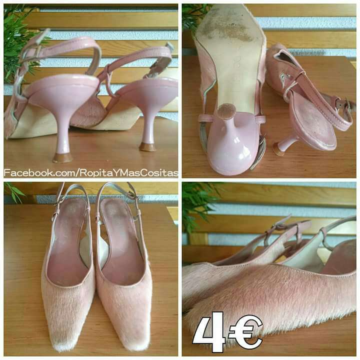 Imagen Zapatos mujer rosita