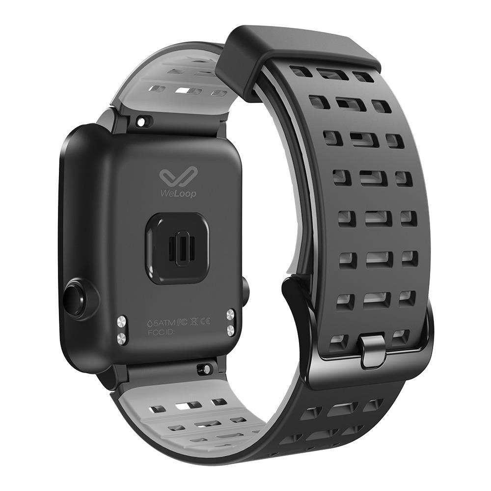 Imagen producto Smartwatch con GPS A-GPS sumergible 50m 2