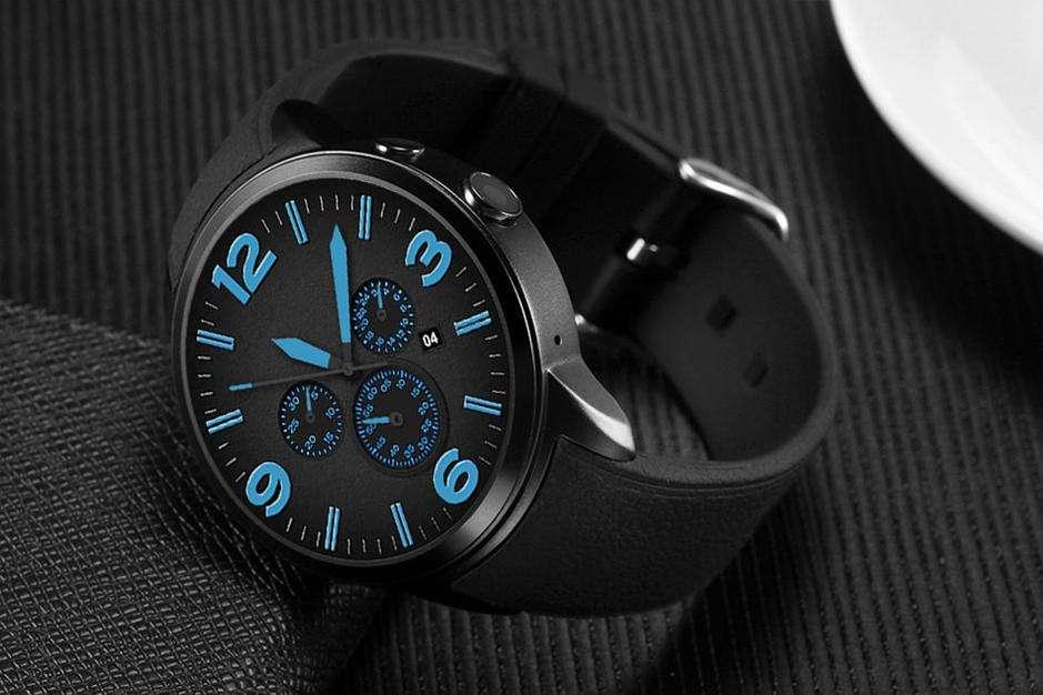Imagen Smartwatch con GPS, SIM, WIFI