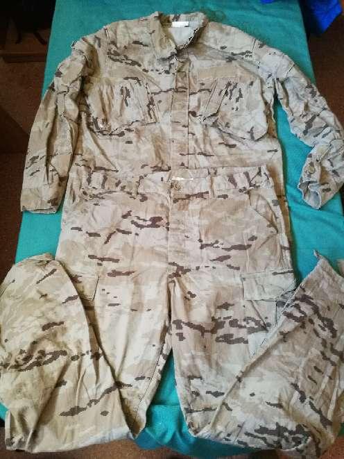 Imagen uniforme militar