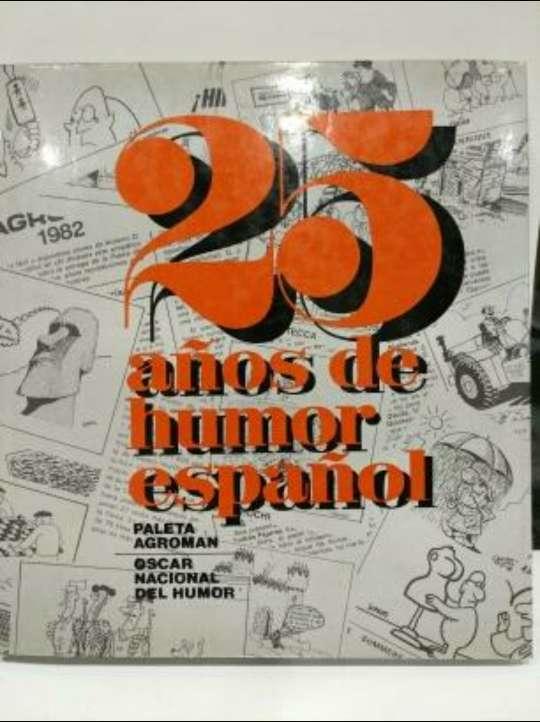 Imagen 25 años de humor español