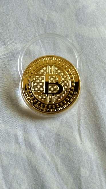 Imagen Preciosa moneda Bit coin