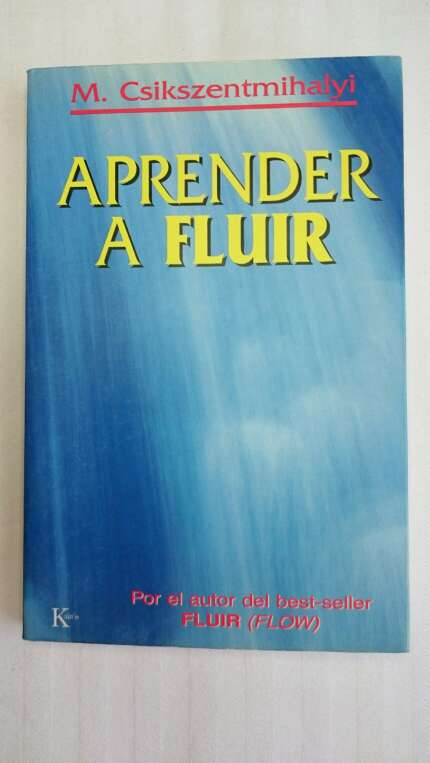Imagen Libro Aprender A Fluir