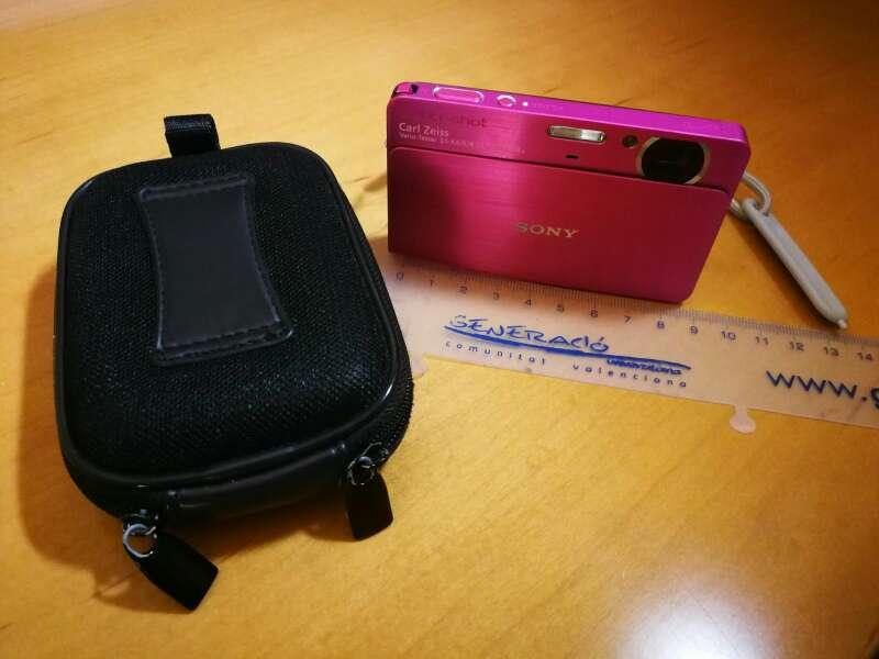 Imagen producto Cámara de fotos Sony 2