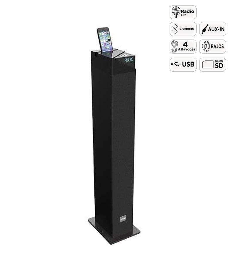 Imagen Torre de sonido Bluetooth 60W